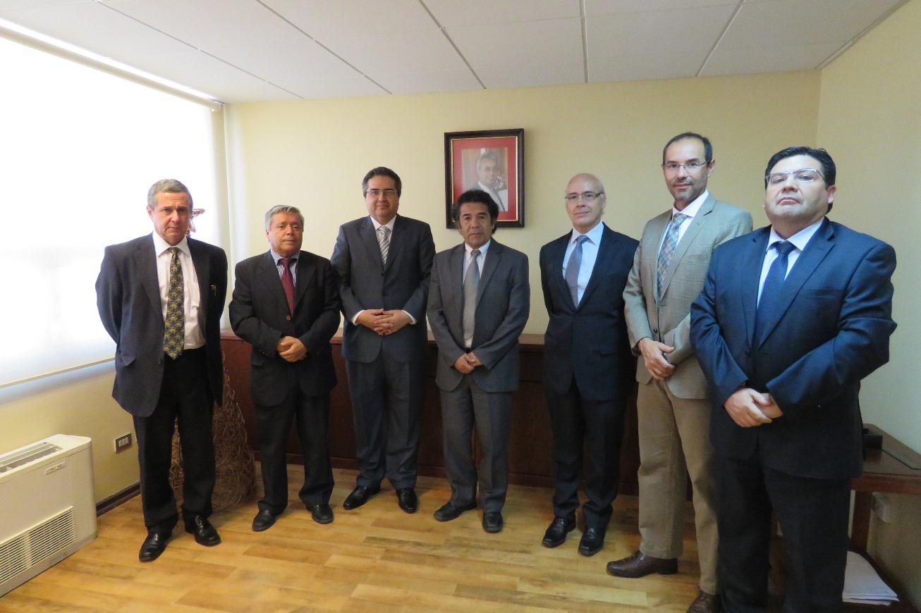 Tribunal firma Convenio de notificación electrónica con la Corte de Apelaciones de Rancagua