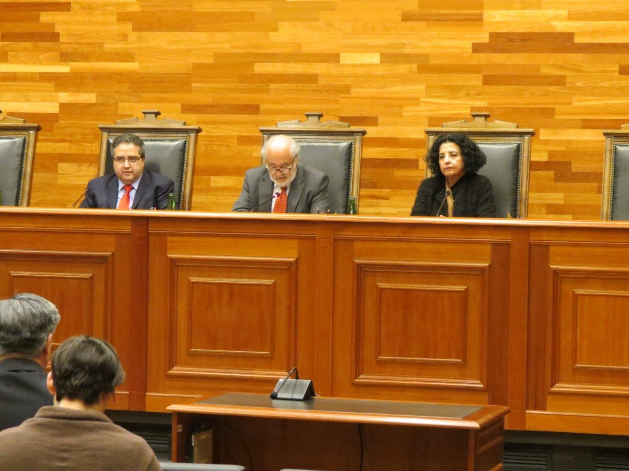 Tribunal lanza ediciones facsimilares de obras clásicas del derecho administrativo
