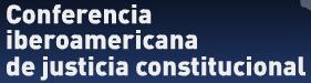 Conferencia Iberoamericana de Justicia Constitucional