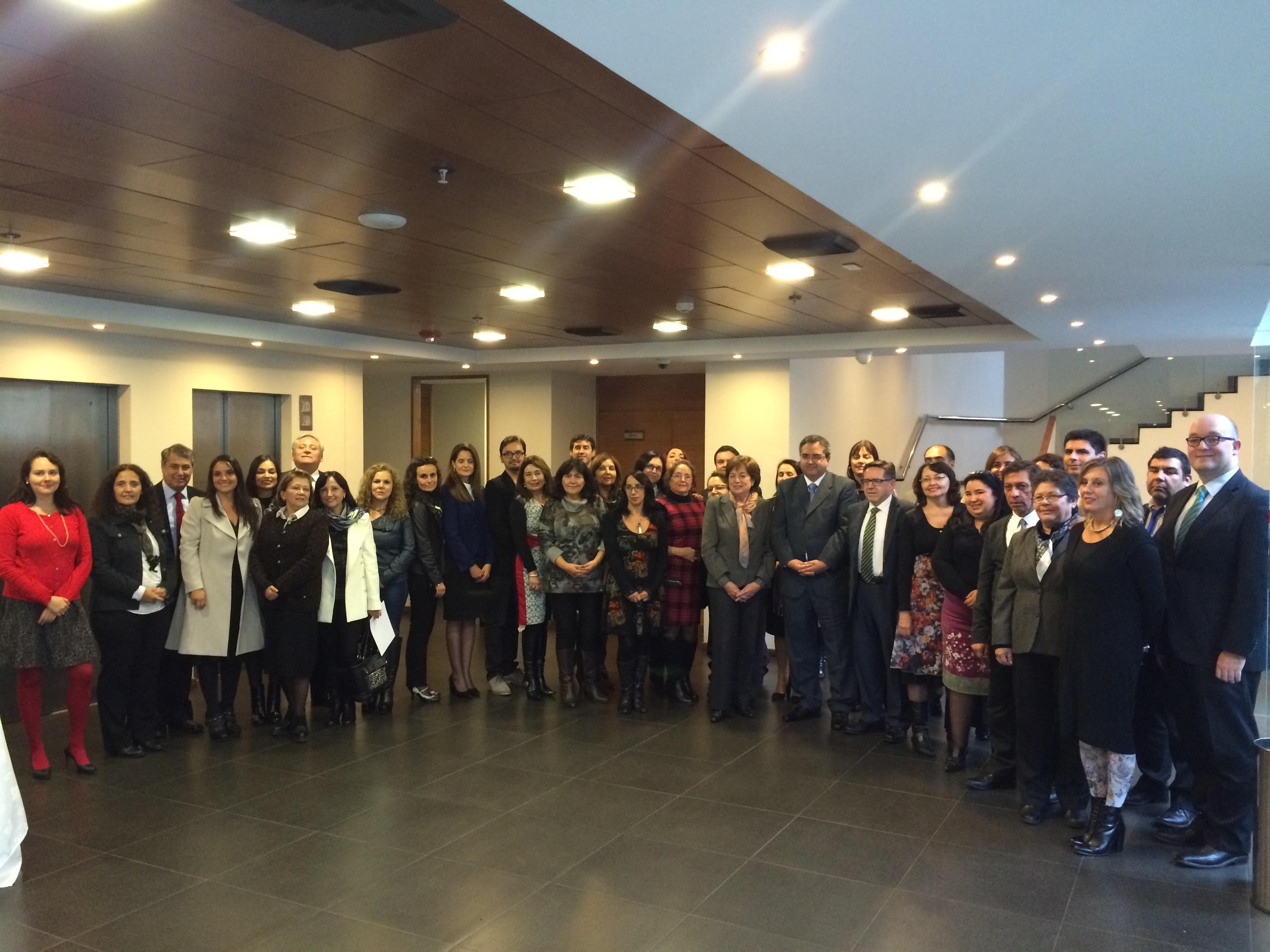 Jornada de capacitación interinstitucional TC - Jueces de Familia