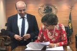 Tribunal Constitucional y Contraloría General de la República firman Convenios