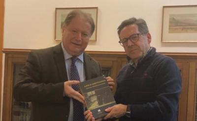 Tribunal Constitucional de Chile suscribirá Convenio de Colaboración Académica con la Facultad de Derecho de la Universidad de Bolonia, Italia